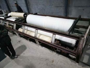 生产工序(硫化)